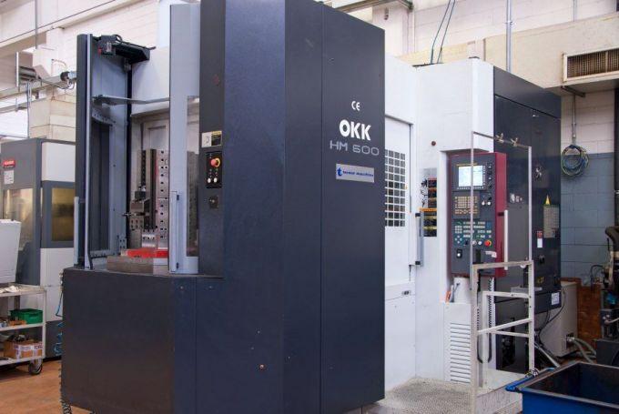 OKK HM 600